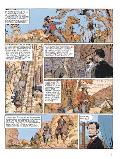 Page 1 La jeunesse de blueberry tome 17 - le sentier des larmes