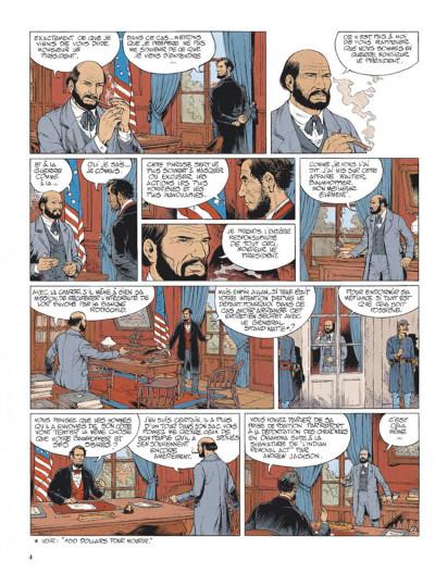 Page 2 La jeunesse de blueberry tome 17 - le sentier des larmes