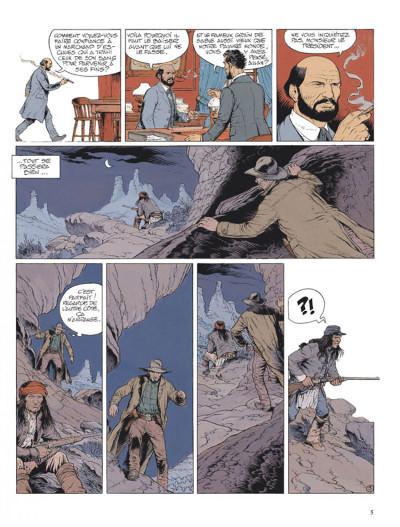Page 3 La jeunesse de blueberry tome 17 - le sentier des larmes