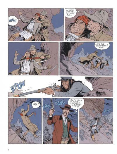 Page 4 La jeunesse de blueberry tome 17 - le sentier des larmes