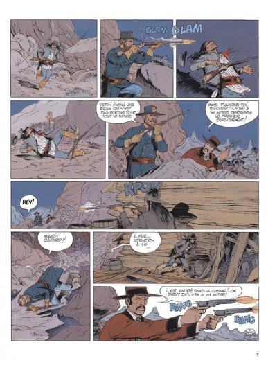 Page 5 La jeunesse de blueberry tome 17 - le sentier des larmes