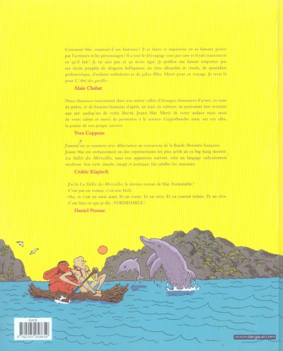 Dos La vallée des merveilles tome 1 - chasseur-cueilleur