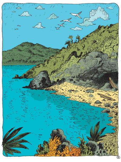 Page 2 La vallée des merveilles tome 1 - chasseur-cueilleur
