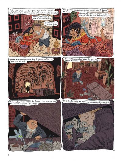 Page 8 Le chat du rabbin tome 5 - jérusalem d'afrique