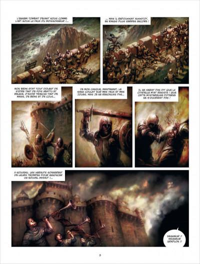 Page 5 La ville d'Ys tome 1 - la folie Gradlon