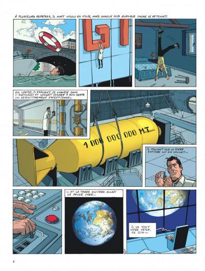 Page 4 Dieu n'a pas réponse à tout tome 1 - mais il est bien entouré