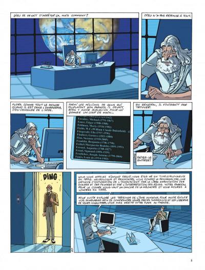 Page 5 Dieu n'a pas réponse à tout tome 1 - mais il est bien entouré