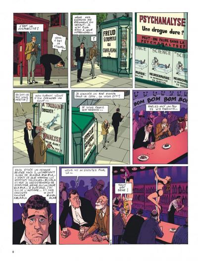 Page 8 Dieu n'a pas réponse à tout tome 1 - mais il est bien entouré