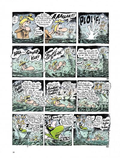 Page 8 Le concombre masqué - le bain de minuit