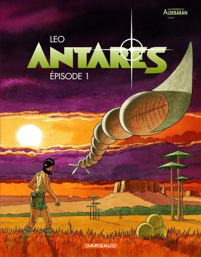 Couverture Antarès tome 1