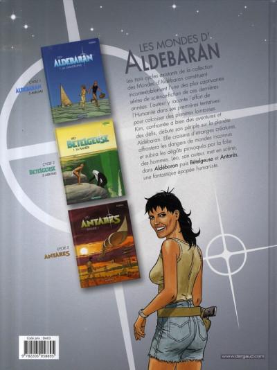 Dos Antarès tome 1