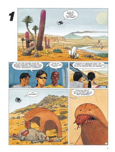 Page 3 Antarès tome 1