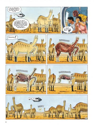 Page 6 Antarès tome 1