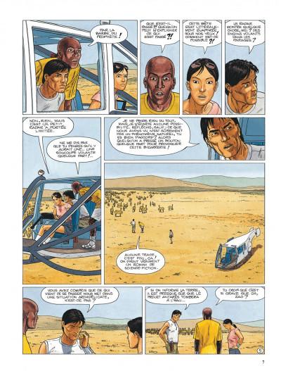 Page 7 Antarès tome 1