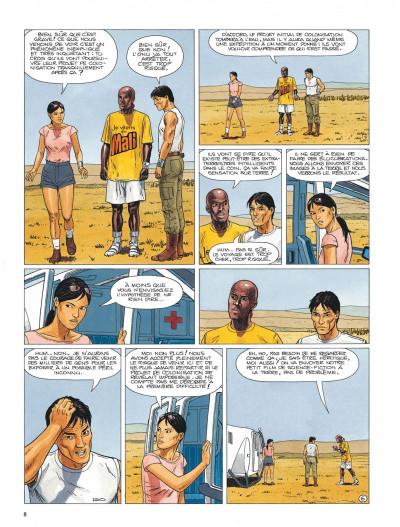 Page 8 Antarès tome 1