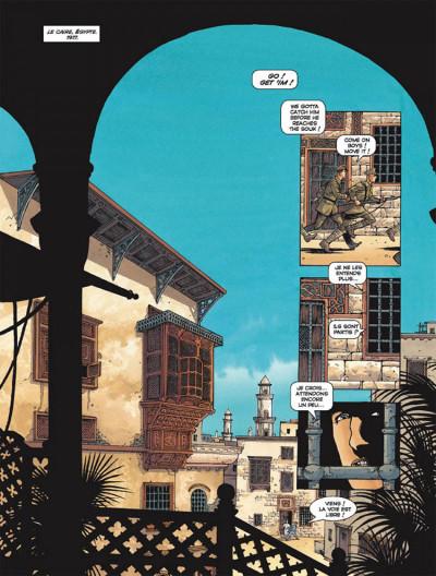 Page 1 La croix de cazenac tome 8 - la mort du tigre