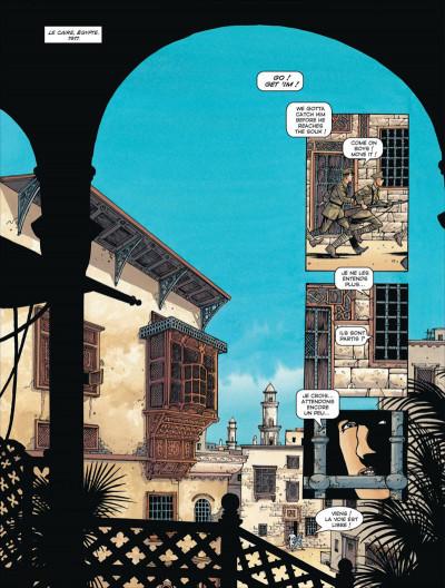 Page 3 La croix de cazenac tome 8 - la mort du tigre