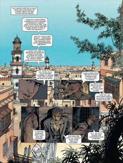 Page 6 La croix de cazenac tome 8 - la mort du tigre