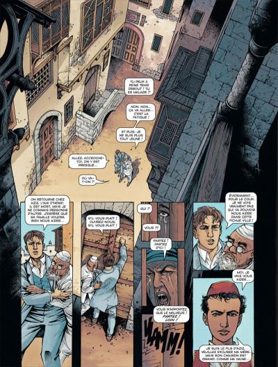 Page 8 La croix de cazenac tome 8 - la mort du tigre