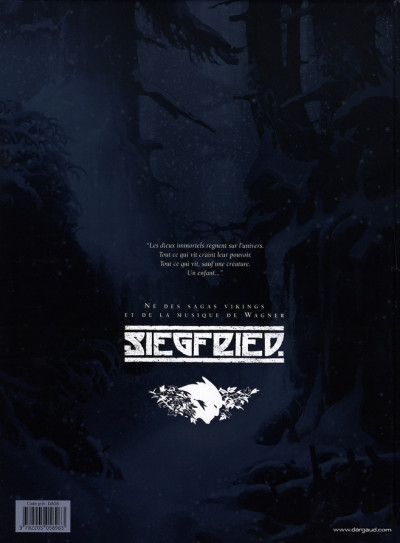 Dos Siegfried tome 1