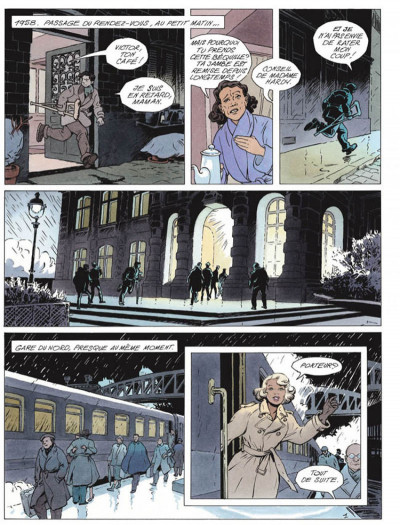 Page 1 agence hardy tome 5 - berlin, zone française