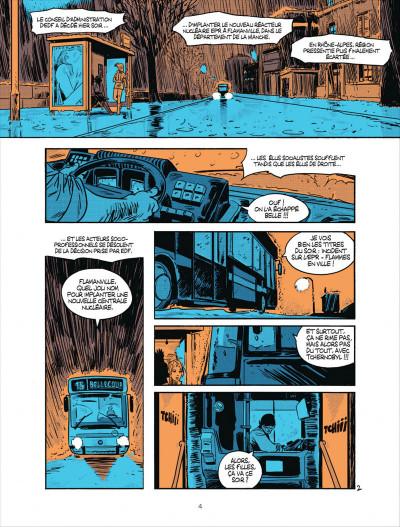 Page 2 Cellule poison tome 2 - qui suis-je ?