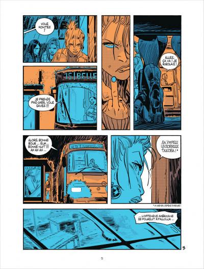 Page 3 Cellule poison tome 2 - qui suis-je ?