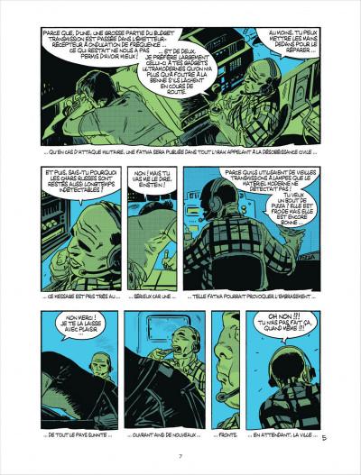 Page 5 Cellule poison tome 2 - qui suis-je ?