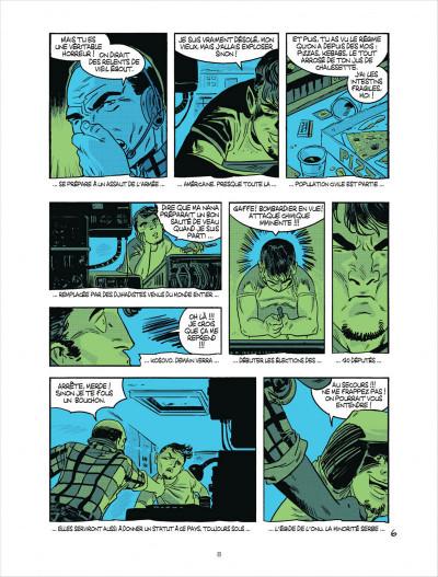 Page 6 Cellule poison tome 2 - qui suis-je ?