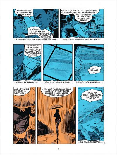 Page 7 Cellule poison tome 2 - qui suis-je ?