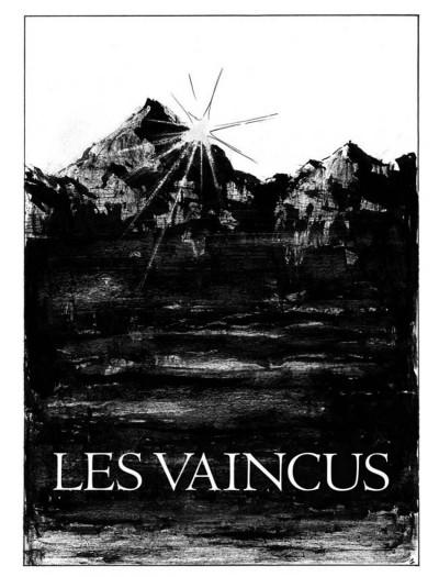 Page 1 Les vaincus