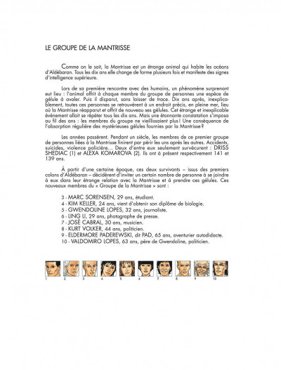 Page 2 Bételgeuse - l'intégrale