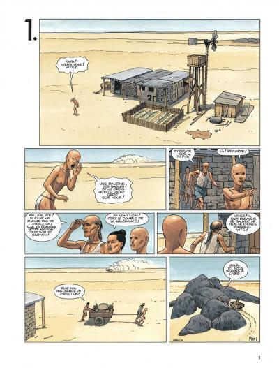 Page 5 Bételgeuse - l'intégrale