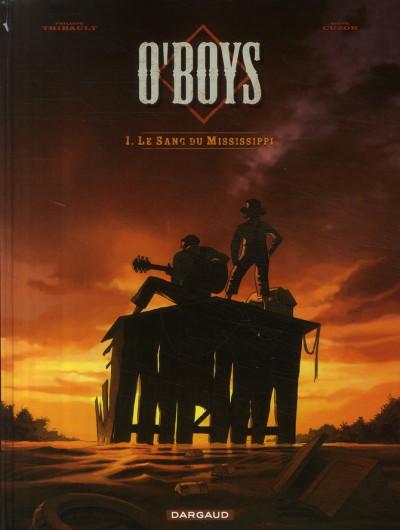 image de O'boys tome 1 - le sang du mississippi
