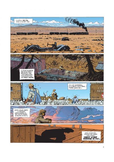 Page 1 O'boys tome 1 - le sang du mississippi
