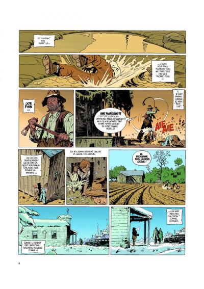 Page 2 O'boys tome 1 - le sang du mississippi