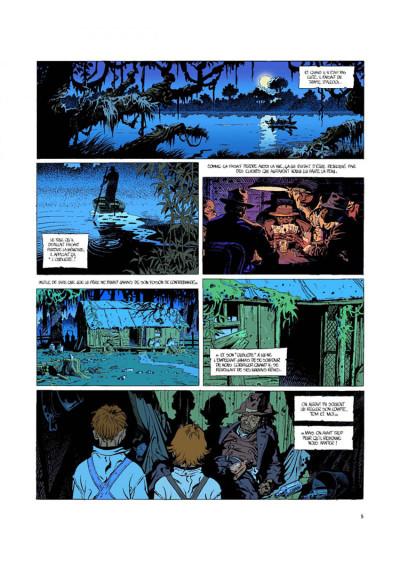 Page 3 O'boys tome 1 - le sang du mississippi