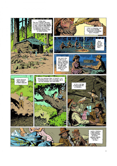 Page 5 O'boys tome 1 - le sang du mississippi