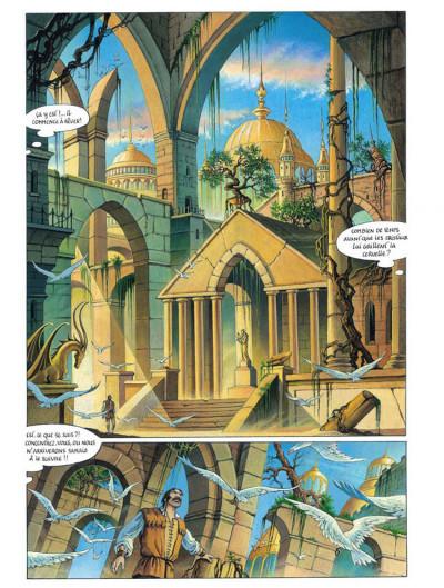 Page 1 L'héritage d'émilie tome 5 - l'arcane