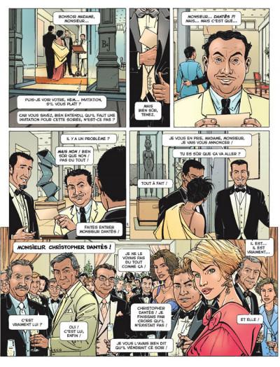 Page 2 Dantès tome 1 - la chute d'un trader