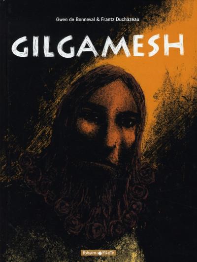 Couverture gilgamesh ; intégrale