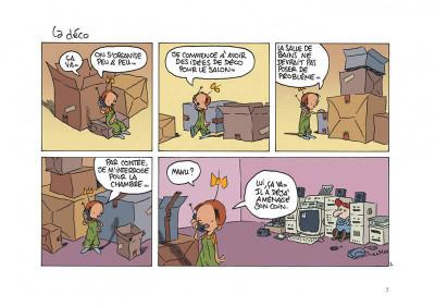 Page 7 Le retour à la terre - intégrale tome 1 à tome 3