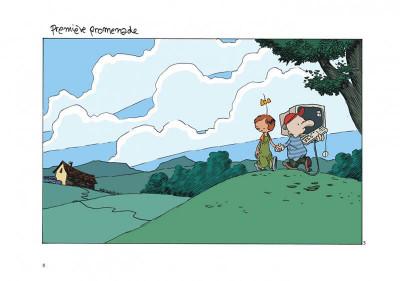 Page 8 Le retour à la terre - intégrale tome 1 à tome 3