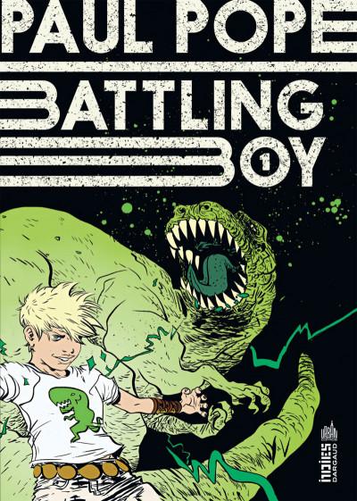Couverture Battling boy tome 1