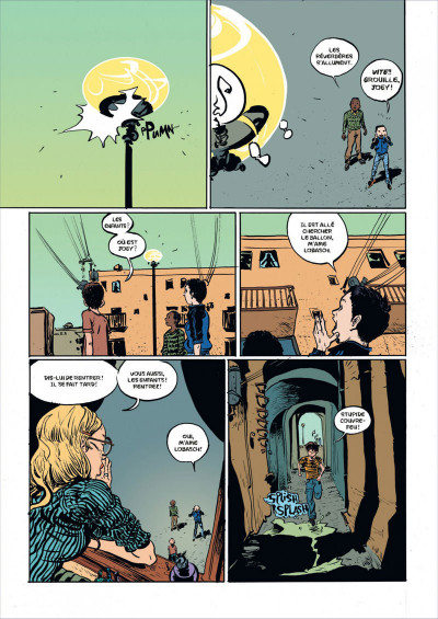 Page 6 Battling boy tome 1