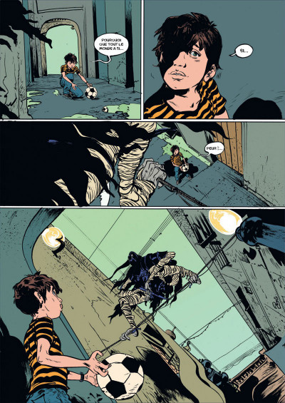 Page 7 Battling boy tome 1