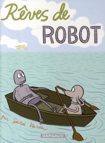 Couverture Rêves de robot
