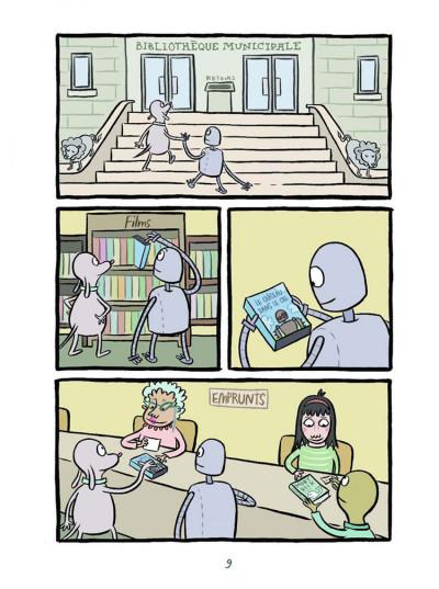 Page 3 Rêves de robot