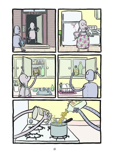 Page 4 Rêves de robot