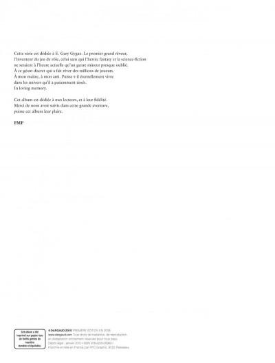 Page 2 Chroniques de la lune noire tome 14 - la fin des temps